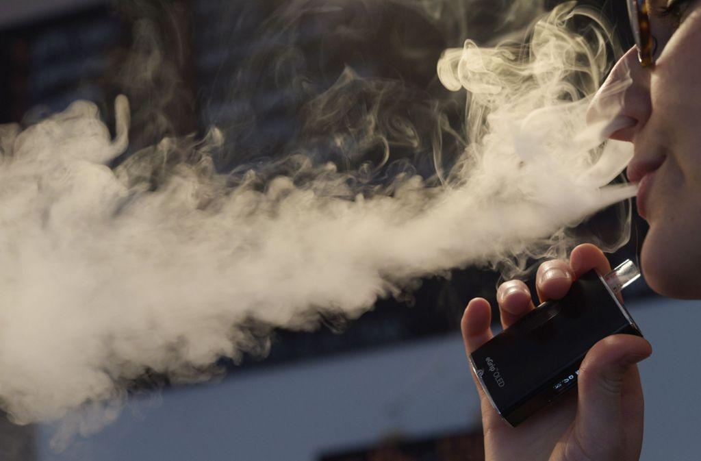 E-Zigaretten wird es in Indien künftig nicht mehr geben. Foto: dpa/Rainer Jensen
