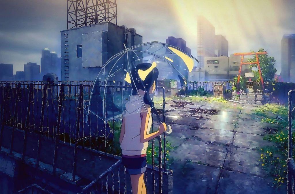 """Mit """"Weathering With You"""" ist der nächste Anime des erfolgreichen Regisseurs Makoto Shinkai in den deutschen Kinos gestartet. Foto: imago images/Prod.DB"""