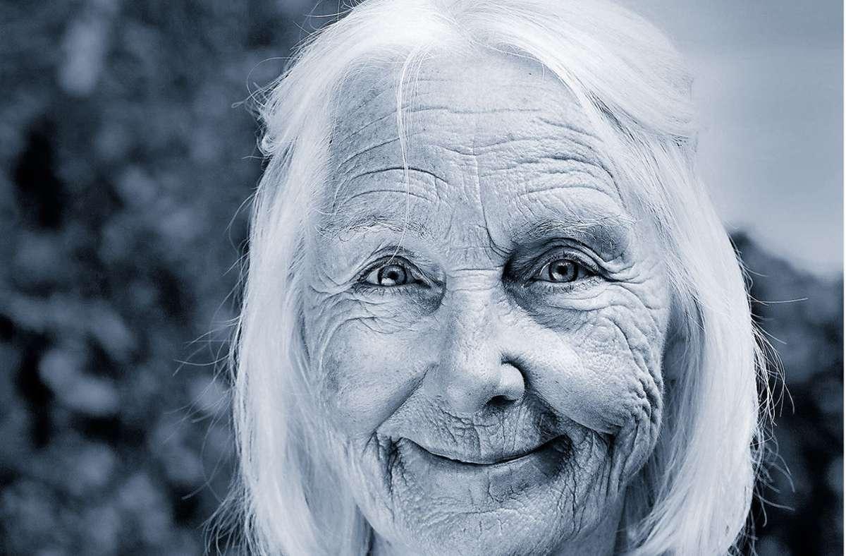 Die Schauspielerin Sabine Hahn (1937–2020) Foto: SWR/Boris Laewen