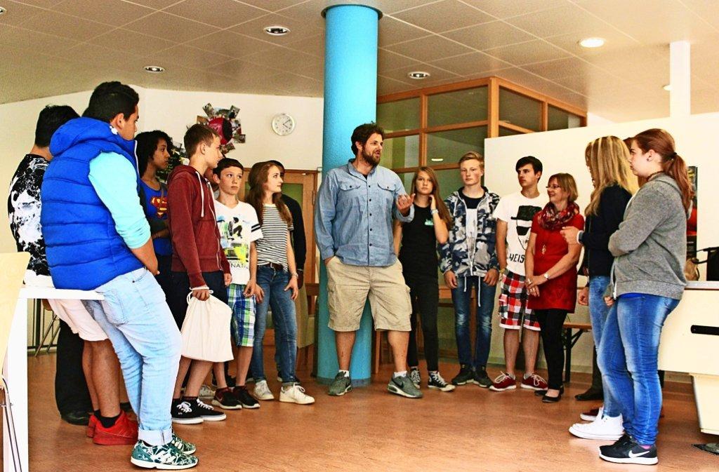 Am 15. Juli wurden bereits die neuen Jugendbeiräte gewählt – hier sind sie bei der Ergebnissverkündung zu sehen. Foto: Jana Stäbener