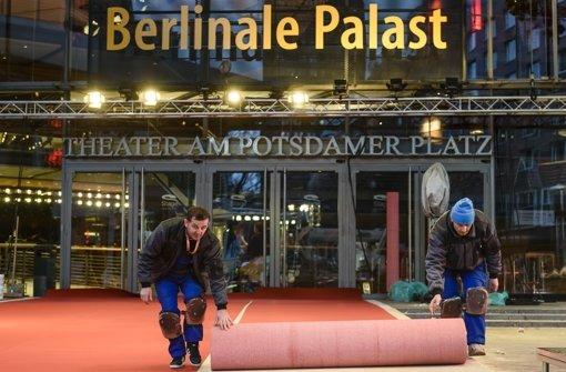 Der Countdown zur Berlinale läuft