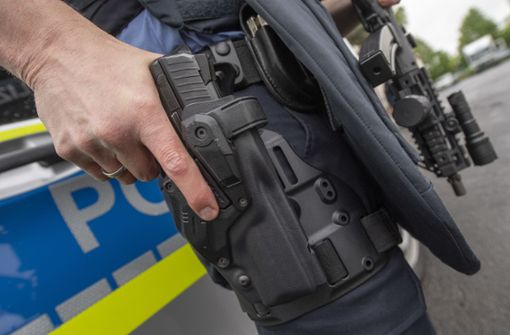 Polizei schießt im vergangenen Jahr 14-mal auf Menschen