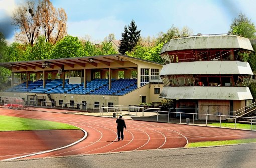 Der Sportpark  als Impuls für die Oststadt