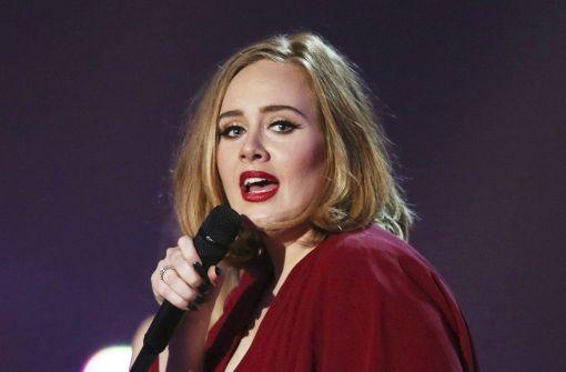 Favoriten sind Adele und Beyoncé
