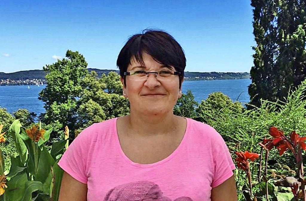 Für die an Blutkrebs erkrankte Besigheimerin Frauke A. gibt es am Sonntag eine Registrierungsaktion. Foto: privat