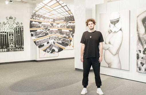 Stuttgart hat einen neuen Hotspot der jungen Kunst