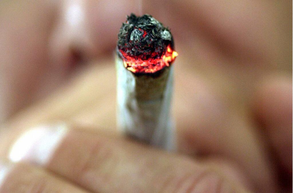 Der Handel mit Cannabis-Produkten boomt an den Schulen in Baden-Württemberg. Foto: dpa