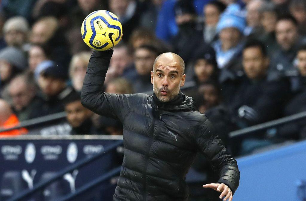 Kehrt Pep Guardiola zum FC Bayern München zurück? Foto: dpa/Martin Rickett