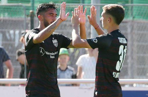 VfB besiegt den HSV verdient mit 3:2