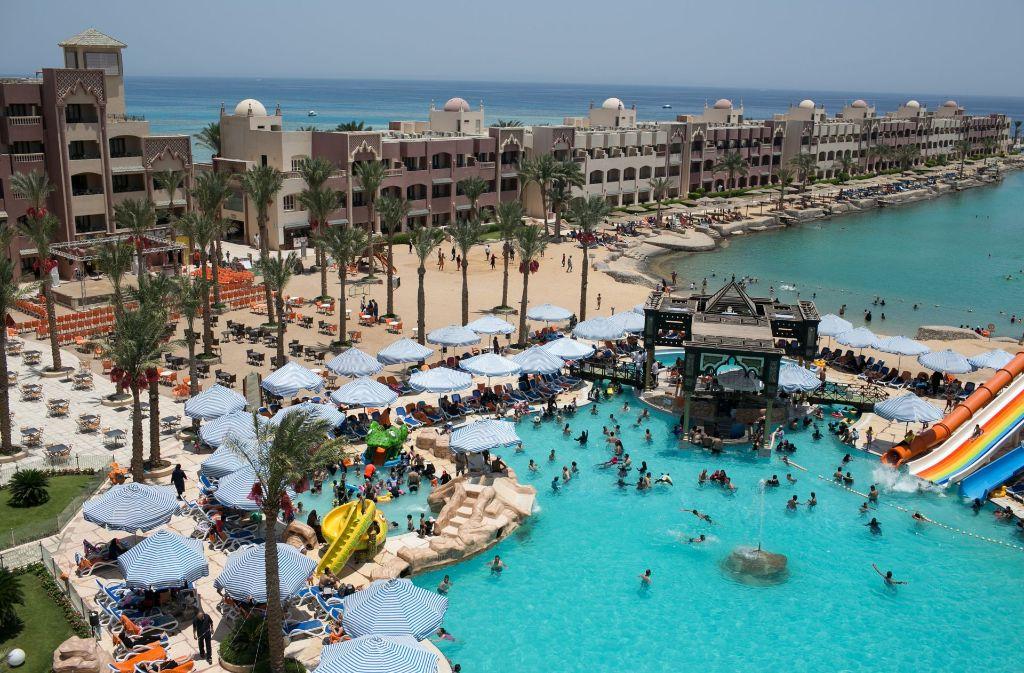 Der Angriff ereignete sich in einer Hotelanlage im ägyptischen Hurghada. Foto: dpa