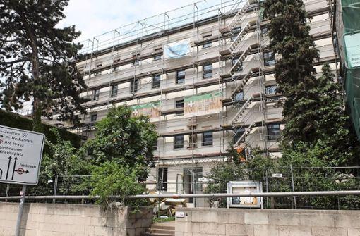 Sanierung kostet  20,5 Millionen Euro