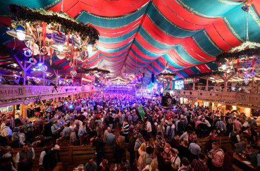 Oktoberfest contra Volksfest