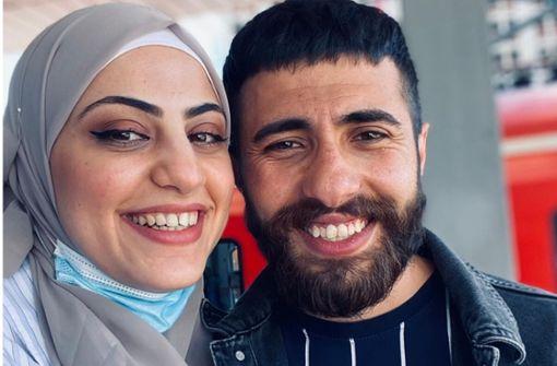 Eine Syrerin ergreift ihre Chance