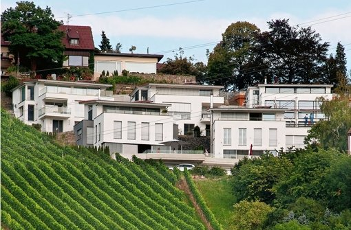 Bauen in rotenberg villen am rand der weinberge for Haus bauen stuttgart