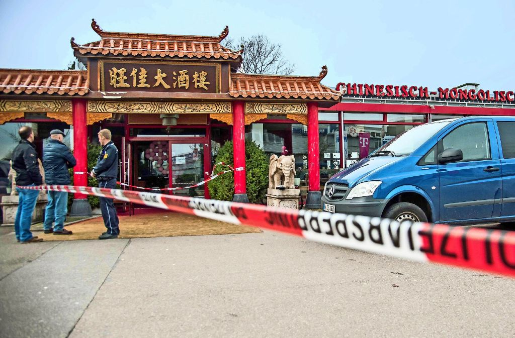 Im April 2016 wurde die Chefin der Asien-Perle von Mitarbeitern des Lokals gefunden – ermordet. Foto: SDMG