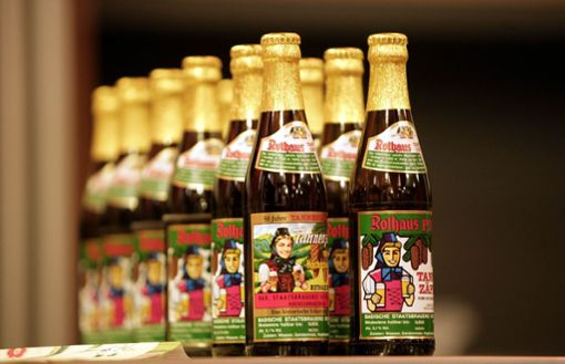 Rothaus-Brauerei eröffnet Brauhaus im Gerber