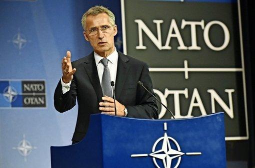 Nato droht Moskau mit  Truppen für Ankara