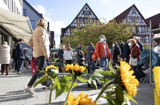 Kirchheim übertrumpft Esslingen als Einkaufsziel