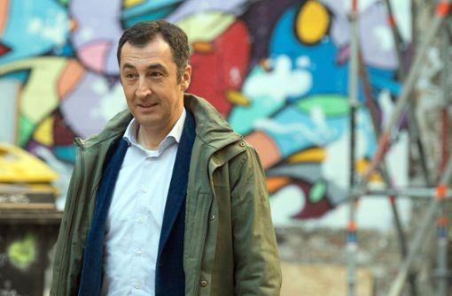 Cem Özdemir über seine politischen Pläne
