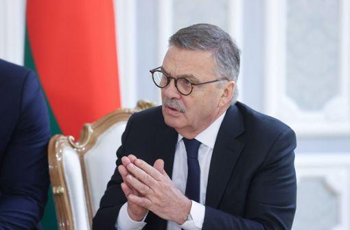Eishockey-Weltverband entzieht Belarus die Weltmeisterschaft