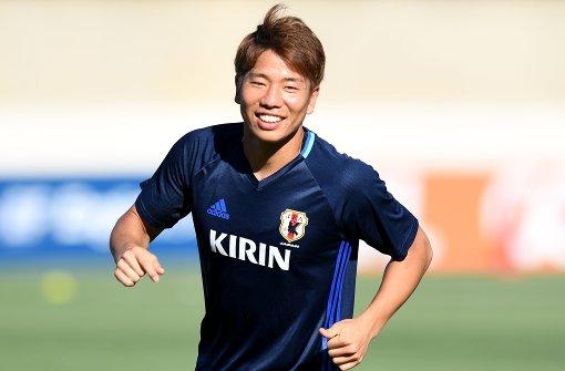 Ein Japaner für den VfB