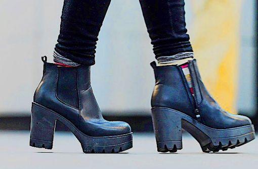Von der Seele und von jeder Menge Schuhen