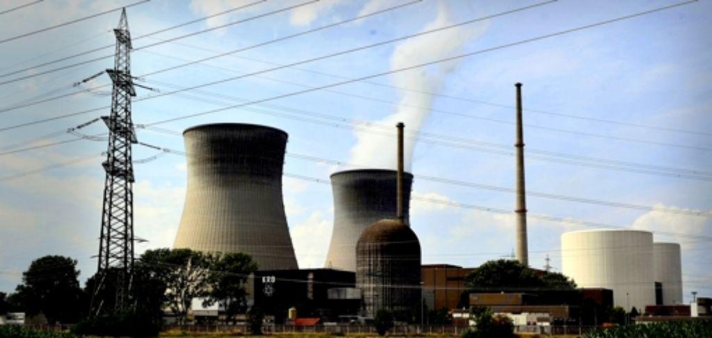 Das Kernkraftwerk Gundremmingen:   Informationen dazu wurden einer Abgeordneten vom Bundesumweltministerium verweigert. Foto: dpa