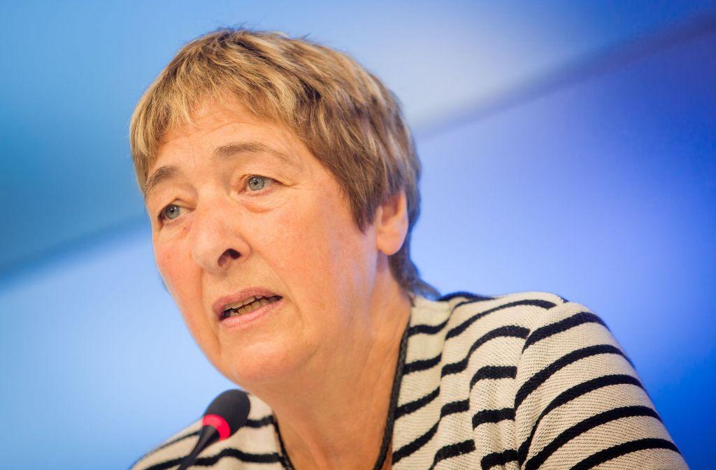 Die GEW-Landesvorsitzende Doro Moritz befürchtet Engpässe im Unterricht. Foto: dpa