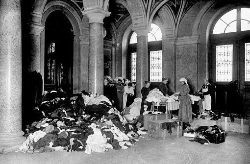 Caritas feiert 100-jähriges Bestehen