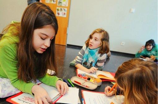 Gemeinschaftsschule wächst schrittweise