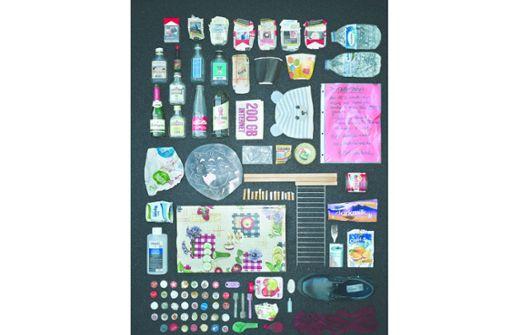 Bilder der Wegwerfgesellschaft: So schön kann Müll sein