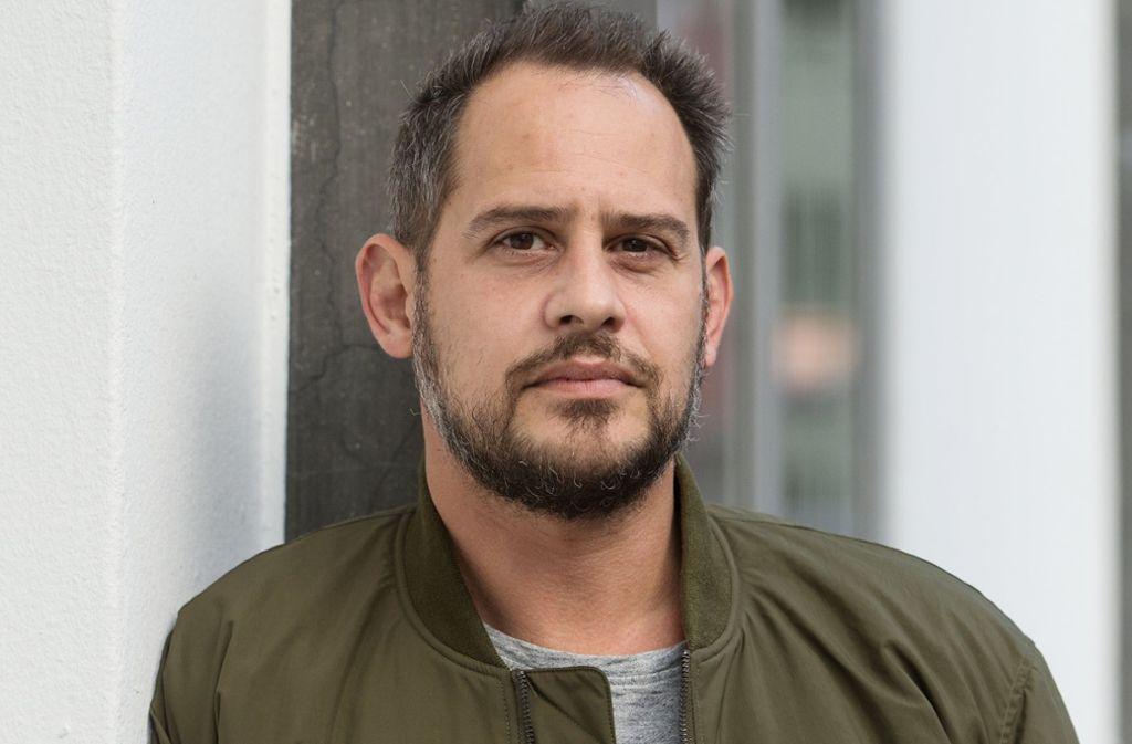 Schauspieler Moritz Bleibtreu. Foto: dpa