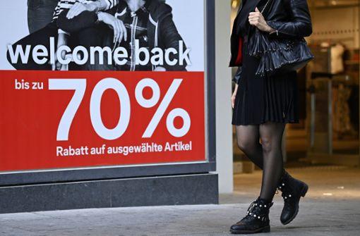 Das Preisniveau in Deutschland liegt knapp über dem Durchschnitt