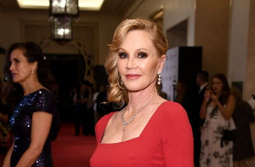 Melanie Griffith renaturiert