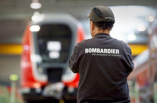 Alstom will mit Zukauf China Paroli bieten