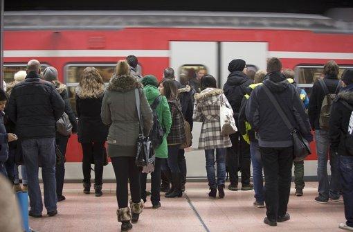 Wird es im neuen Tiefbahnhof deutlich mehr Engpässe geben als im Kopfbahnhof? Foto: StZ