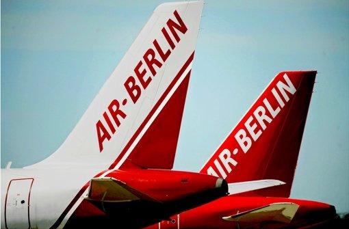 Air Berlin verschärft  ihren Sparkurs