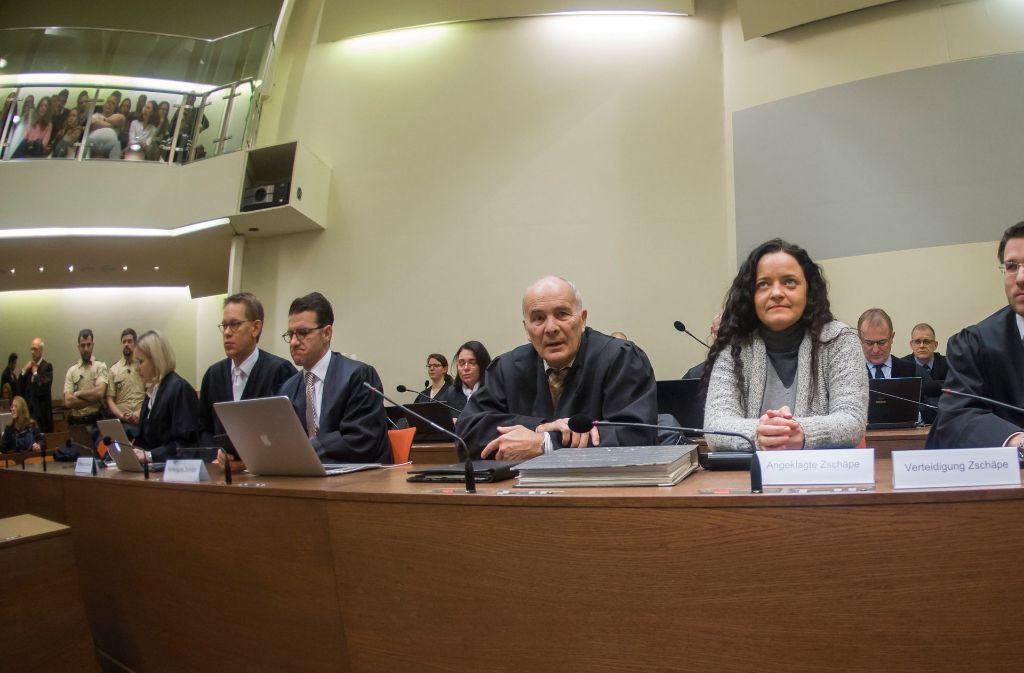Im Münchner NSU-Prozess werden von den Nebenklägern Schuldsprüche erwartet. Foto: dpa