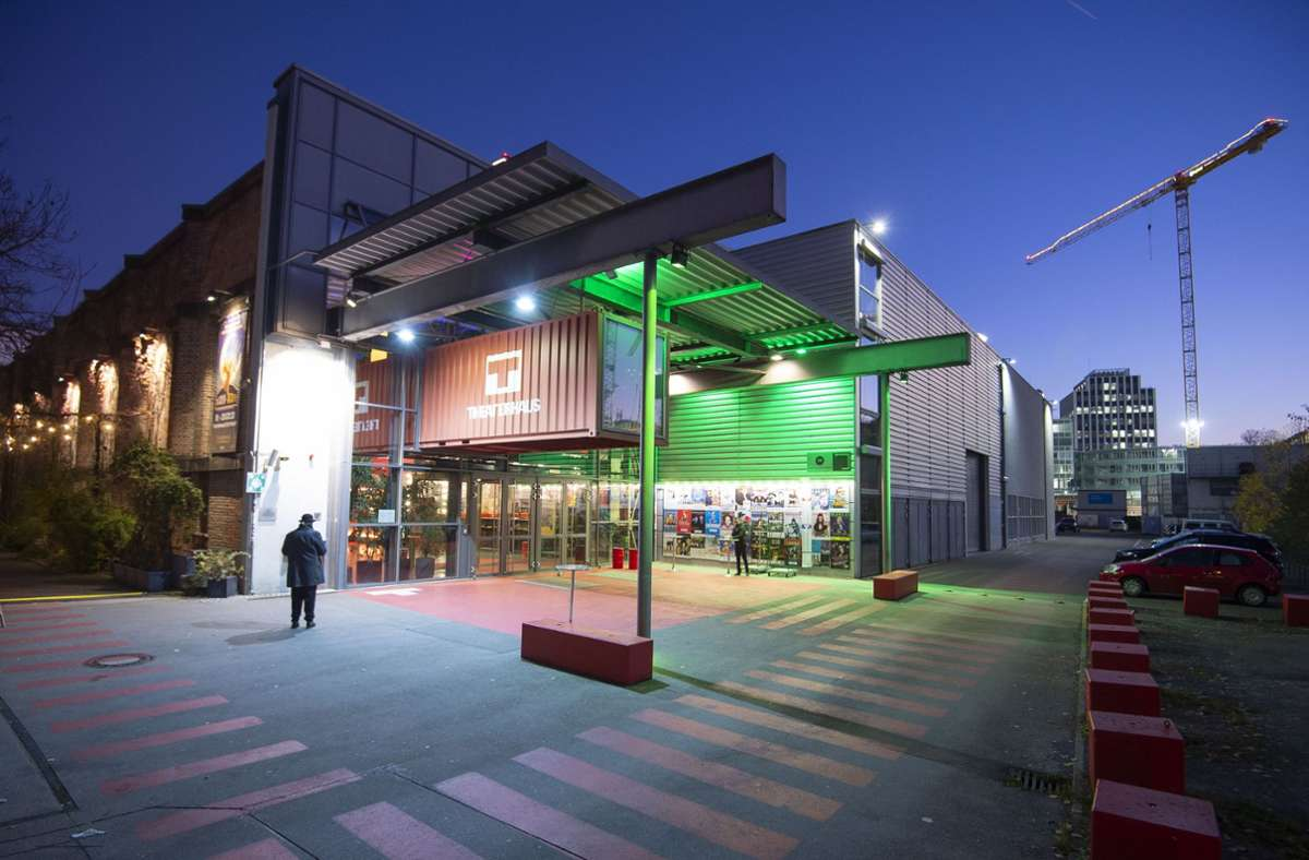Auch das Theaterhaus will auf Dauer wieder spielen. Foto: Lichtgut/Leif Piechowski