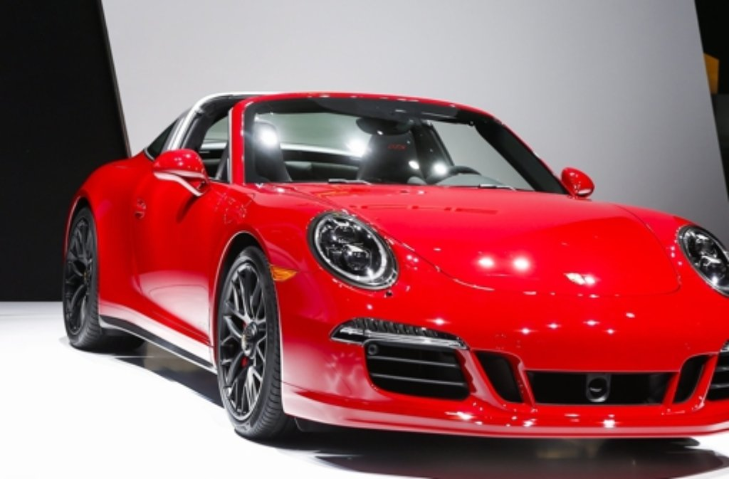 Bei Porsche läuft es im ersten Quartal des Jahres 2015 gut. Foto: dpa