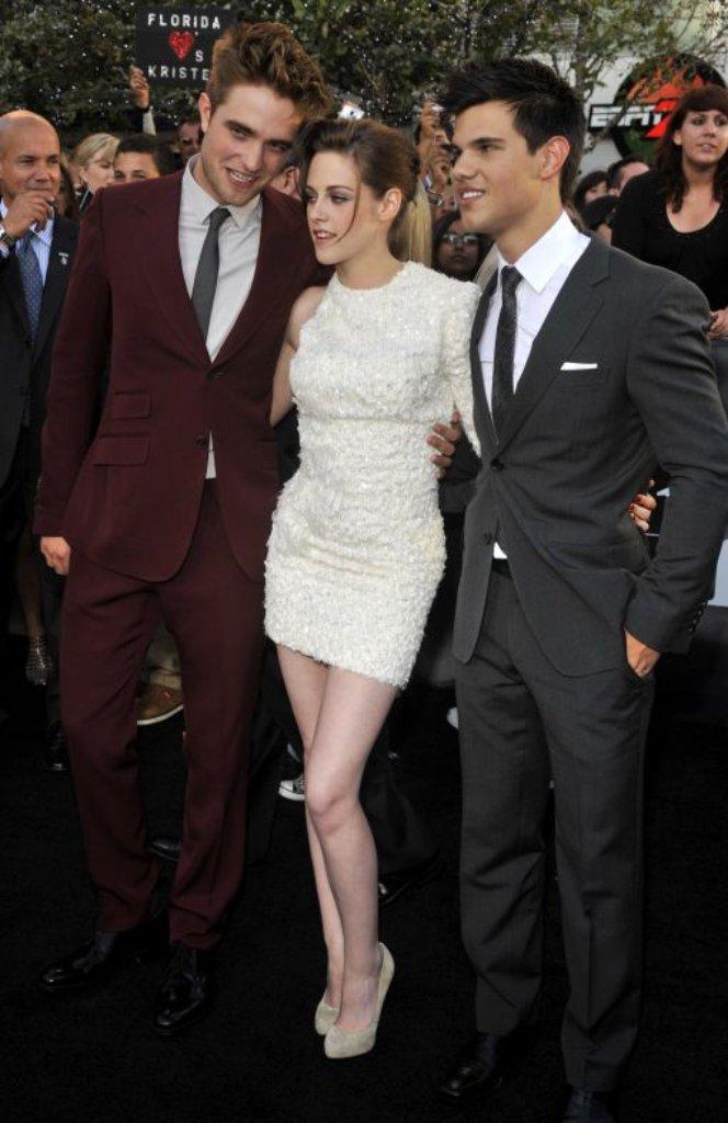 Fotostrecke Twilight Premiere Stars Mit Biss Bild 5 Von 27