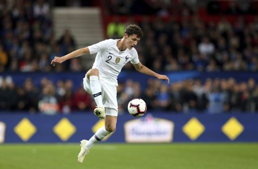 Benjamin Pavard für zwei Länderspiele Frankreichs nominiert