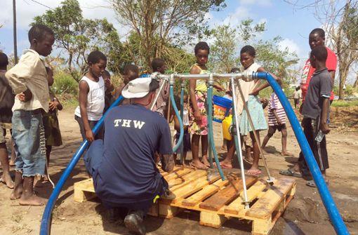 Mosambik ringt um medizinische Versorgung und sauberes Wasser