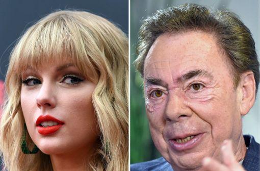 Taylor Swift schreibt Song mit Andrew Lloyd Webber