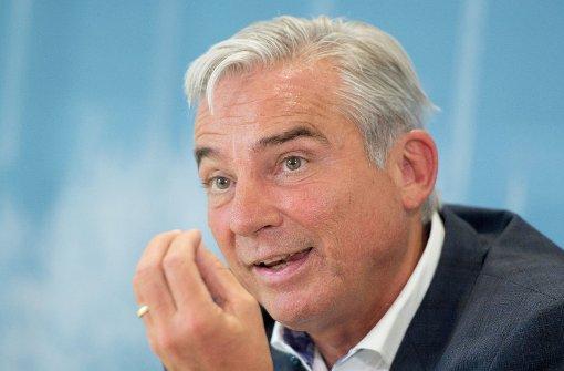 Thomas Strobl offen für Bündnis mit Grünen