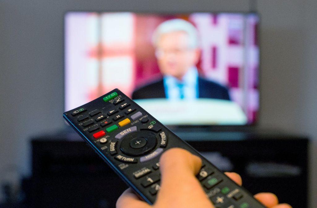 Rund vier Millionen deutsche Haushalte nutzen DVB-T. Foto: dpa