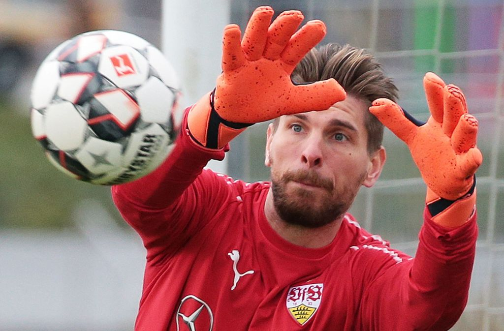 Ron-Robert Zieler hütet seit 2017 das Tor des VfB Stuttgart. Foto: Baumann