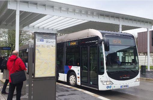 Schnellbusse werden geprüft