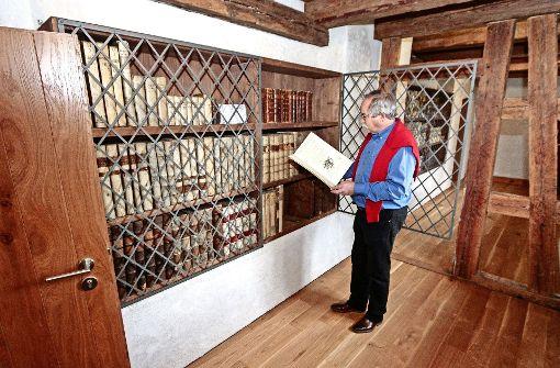 Weitgereiste Literatur für Klösterle-Bibliothek