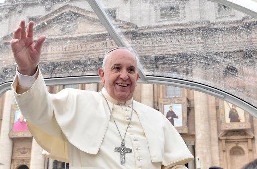 Papst Franziskus sorgt für Empörung